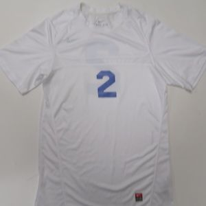 Nike Mens Rio II White Jersey T-Shirt Small #2